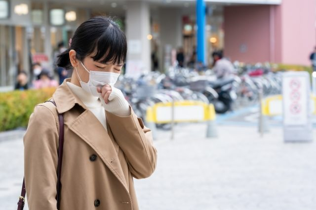 コロナウイルスと呼吸について