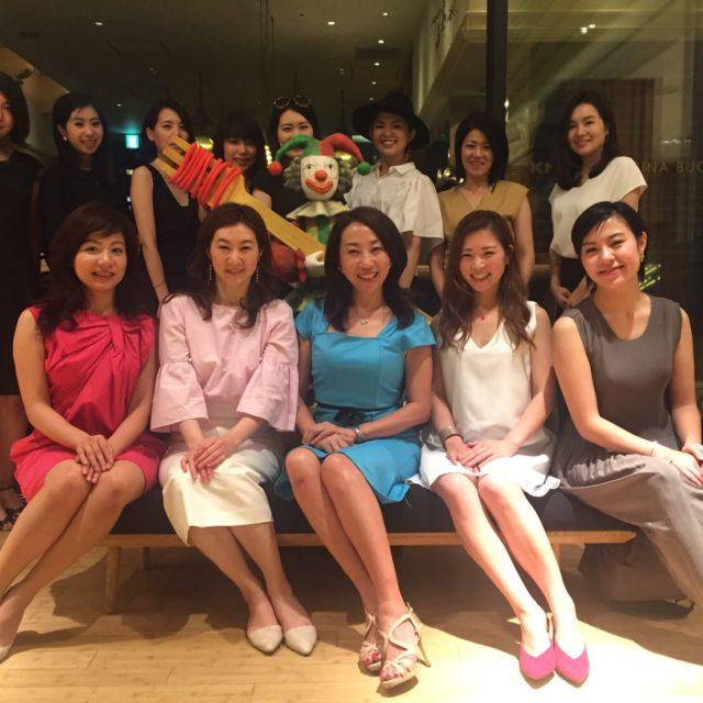 青山高橋矯正歯科医院の美しい女子会を開催いたしました!